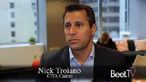 Cadent's Troiano Sees Big Growth In Addressable Television [Video]