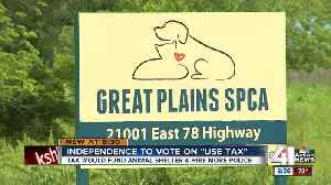 Independence residents question proposed 'use tax' [Video]