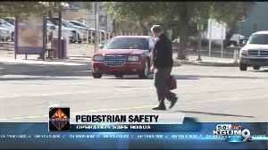 Jaywalking and cyclist school teaches safety [Video]