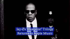Jay-Z Returns To Apple [Video]