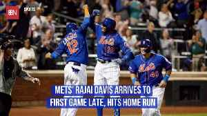 This Mets Player Makes An Entrance [Video]