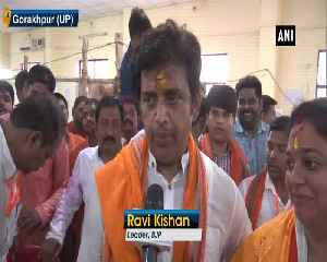 This is a victory of the truth' Ravi Kishan [Video]