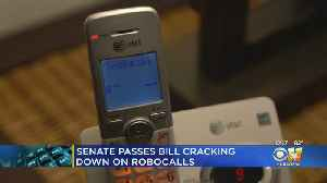 US Senate Passes Bill To Stop Unwanted Robocalls [Video]