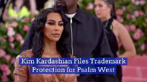 Kim Kardashian's Newest Baby Is Ready For Business [Video]