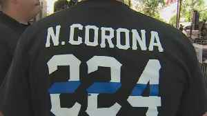 Charity Concert Held For Fallen Officer Natalie Corona In Colusa [Video]