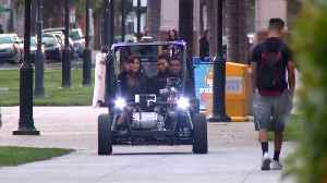 San Jose State Engineering Students Build Self-Driving Vehicle on Shoestring Budget [Video]