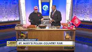 St. Mary's Polish Country Fair returns to Orchard Lake [Video]