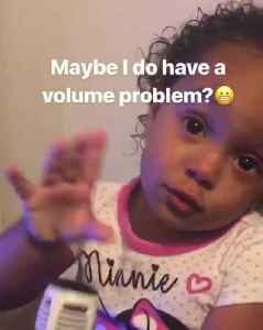 Two-Year-Old Girl Shuts Dad Up When He Says Hallelujah Too Loudly [Video]