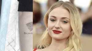 Sophie Turner Actually Revealed The End Of Game Of Thrones A Year Ago [Video]