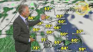 WBZ Morning Forecast For May 24 [Video]