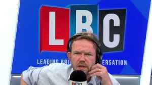 James O'Brien's Immediate Reaction To Theresa May's Resignation [Video]