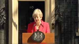 Theresa May Announces She Will Step Down Amid Brexit Deadlock [Video]