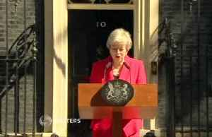 British Prime Minister Theresa May to resign on June 7 [Video]