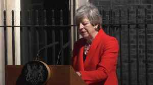 News video: Theresa May's resignation speech in full