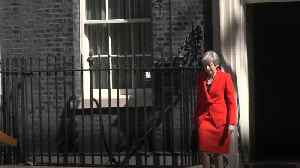 Theresa May resigns: Farewell speech highlights [Video]
