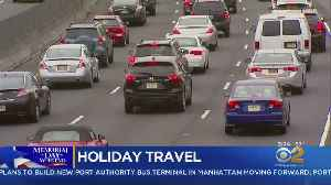 Memorial Day Weekend Travel Forecast [Video]