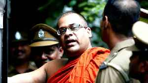 Sri Lanka president pardons hardline Buddhist monk [Video]