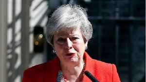 British Prime Minister Theresa May Quits
