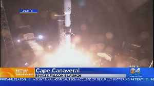 News video: SpaceX Launched Falcon 9 After Delays