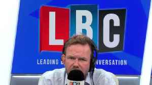 The Content Of May's Speech Was Disgusting, Says James O'Brien [Video]