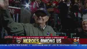Heroes Among Us: World War II Navy Air Staff Sgt. John Katsaros [Video]