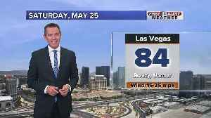 13 First Alert Las Vegas weather updated May 24 morning [Video]