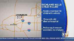 1-Year-Old Killed In 'Tragic Accident' In Backyard Of Richland Hills Home [Video]