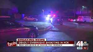 Woman shot to death at KCK apartment complex [Video]