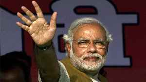 India votes Modi back with landmark mandate [Video]