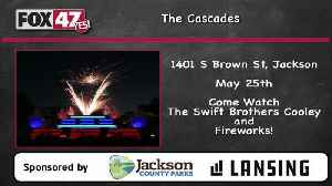Around Town - The Swift Brothers at The Cascades - 5/24/19 [Video]