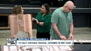 Custom celebration of WNY at Totally Buffalo [Video]