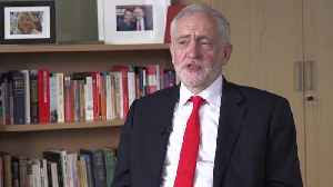 Labour Party Leader Jeremy Corbyn Calls For A General Election