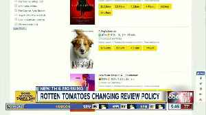 Rotten Tomatoes to link audience ratings to ticket purchases [Video]