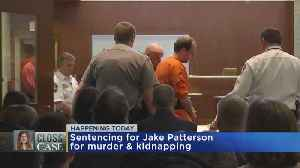 Sentencing Set For Jake Patterson [Video]