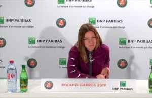 Halep to start French Open title defence with no extra pressure [Video]