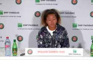 Osaka adjusting to clay in time for French Open [Video]