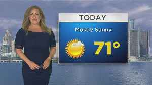 First Forecast Today- Friday May 24, 2019 [Video]