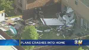 Efforts Underway To Remove Plane That Crashed Into McKinney Home [Video]