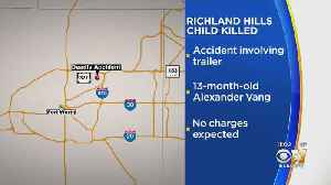 1-Year-Old Boy Killed In 'Tragic Accident' At Richland Hills Home [Video]
