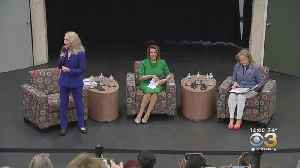 House Speaker Nancy Pelosi Discusses College Affordability At Delaware County Community College Event [Video]