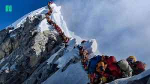 Climbers Die Amid Congestion Near Mount Everest Summit [Video]