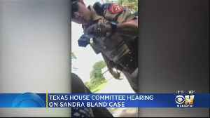Sandra Bland Cell Video Topic Of Hearing At Texas Capitol [Video]