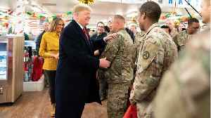 Trump To Send 1,500 troops To Middle East Amid Tensions With Iran