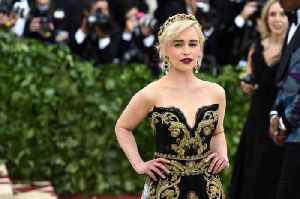 Emilia Clarke Turned Down 'Fifty Shades of Grey' Because of Nudity [Video]