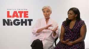 Emma Thompson, Mindy Kaling Talk Alabama's Abortion Ban [Video]