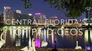 Central Florida's top 10 paid CEOs [Video]