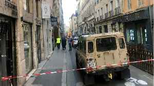 At Least 8 Injured In Suspected Bomb Attack In Lyon