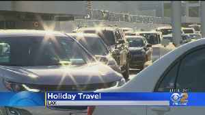 Memorial Day Weekend Holiday Travel Rush Already Underway [Video]