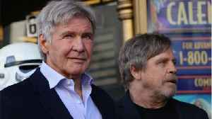 Harrison Ford Reacts To Mark Hamill's Impression Of Him [Video]