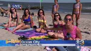 The Beach Is Unlocked At Ocean City [Video]